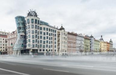 танцующий дом прага eurostudy