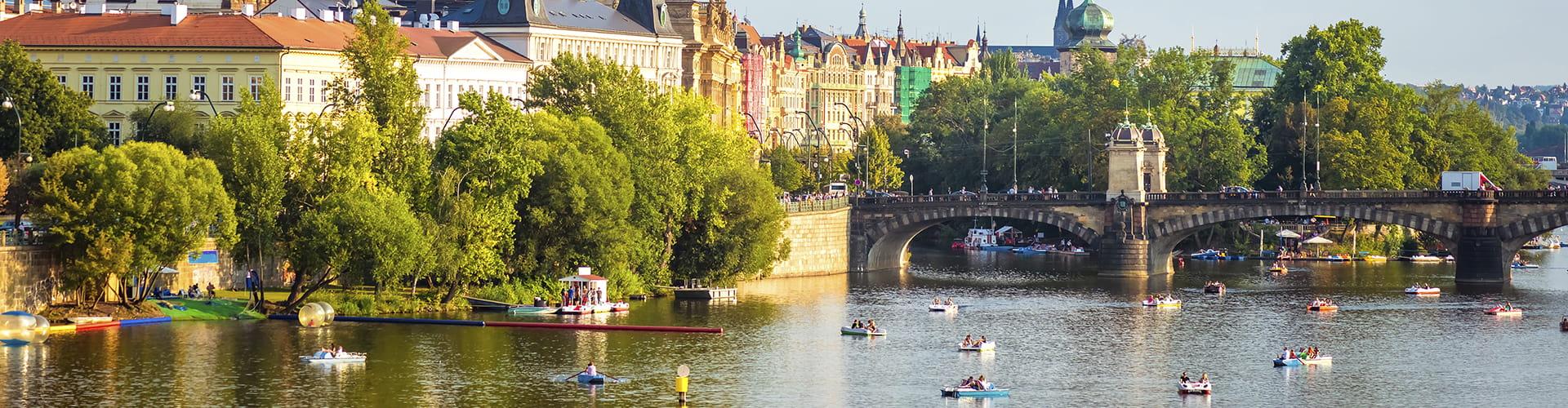 летние лагеря в Праге eurostudy