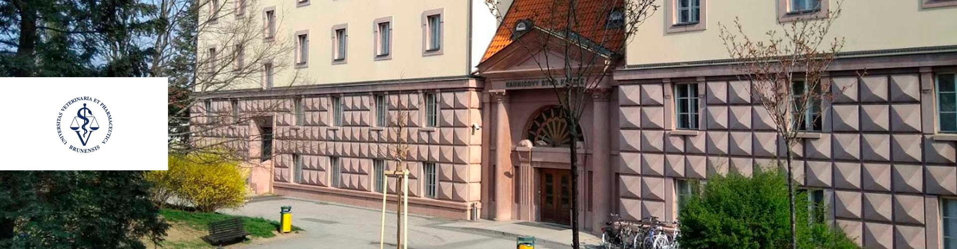 Ветеринарно-фармацевтический университет Брно eurostudy