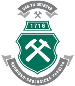 Горно-геологический факультет VŠB логотип eurostudy