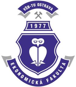 Факультет экономики VŠB логотип eurostudy