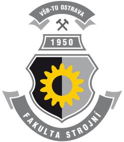 Факультет машиностроения VŠB логотип eurostudy