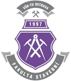 Факультет гражданского строительства VŠB логотип eurpstudy