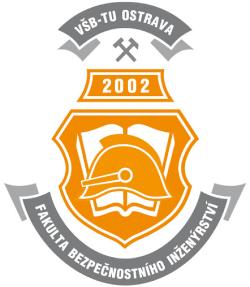 Факультет техники безопасности VŠB логотип eurostudy