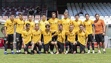 Годовая Футбольная Академия MSM eurostudy