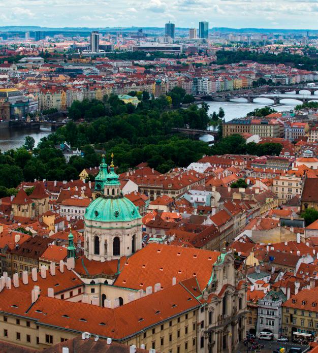 Лучшие университеты в Чехии eurostudy